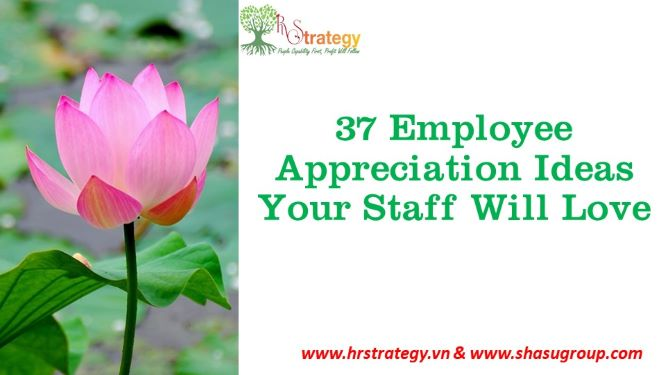 37 Employee Appreciation Ideas Your Staff Will Love