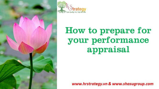 How to prepare for your performance appraisal