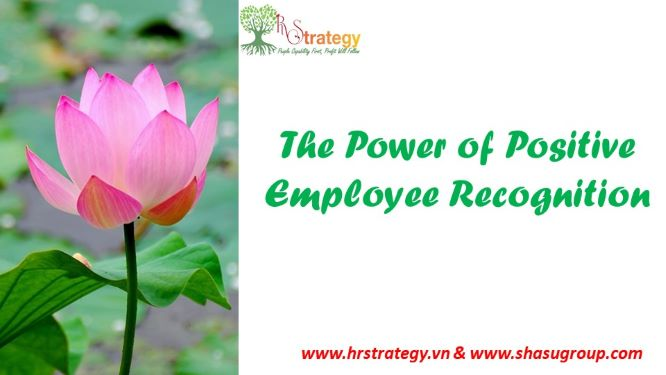 The Power of Positive Employee Recognition
