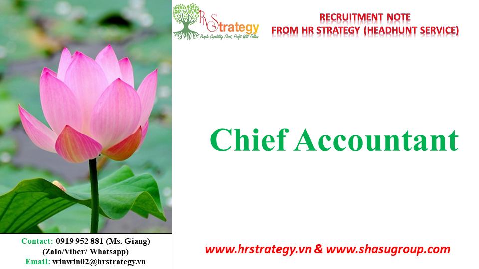 HR Strategy'Client