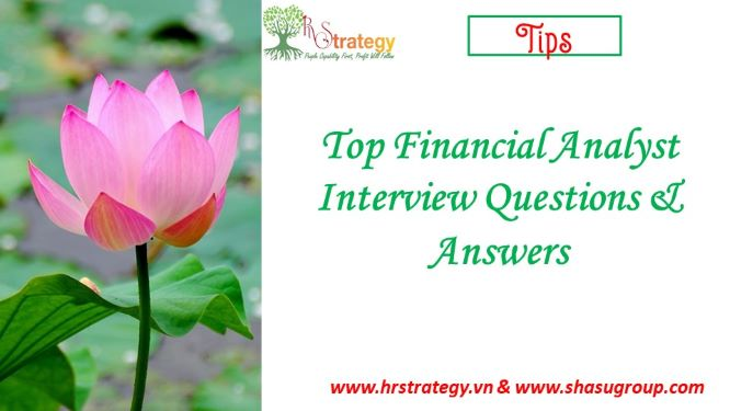 Top Financial Analyst Interview Questions & Answers