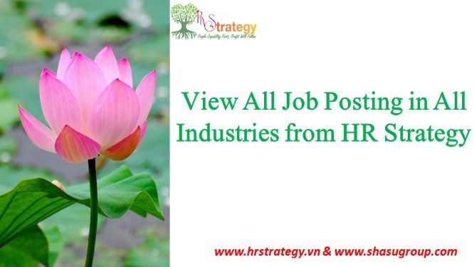 View All Job Posting in All Industries from HR Strategy